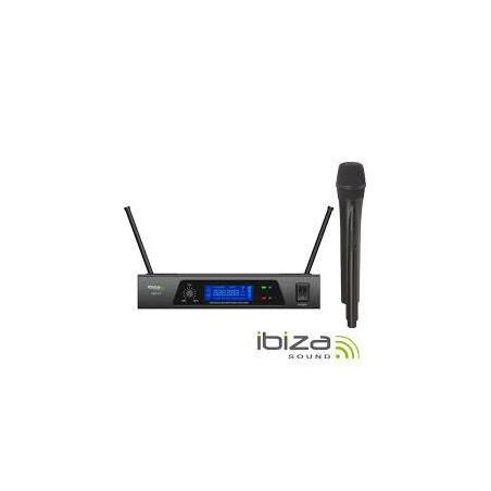 VIPTRONICA Microfones S/ FIos IBIZA UHF-10