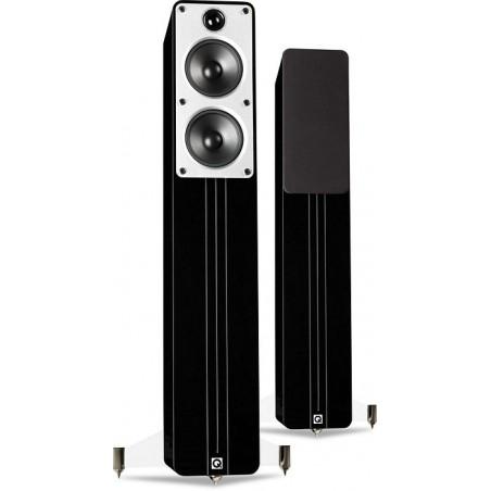 Q Acoustics Concept 40 Colunas Preto Lacado