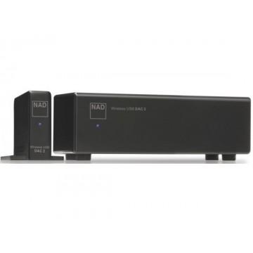 NAD DAC 2 DAC USBWIRELESS...