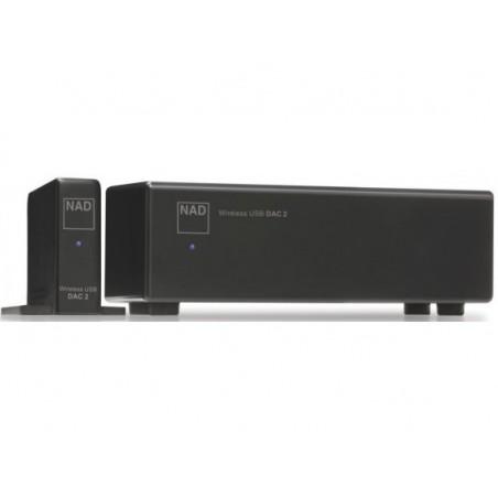 NAD DAC 2 DAC USBWIRELESS 24BITS/96HZ