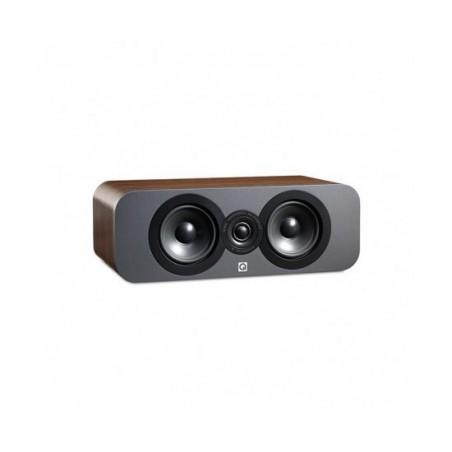 Coluna Central Q Acoustics Q3090Ci Walnut Nova Serie 3000