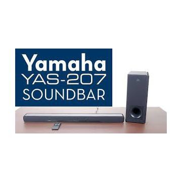 YAMAHA Barra Som YAS-207