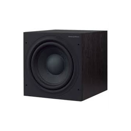 B&W ASW610 BLK Subwoofer Activo