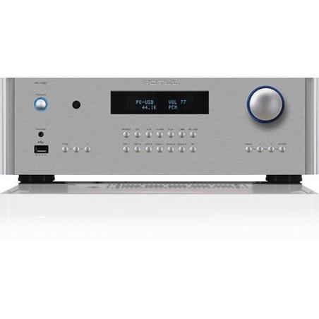ROTEL RC1590 Pre-Amplifdicador(Prata)