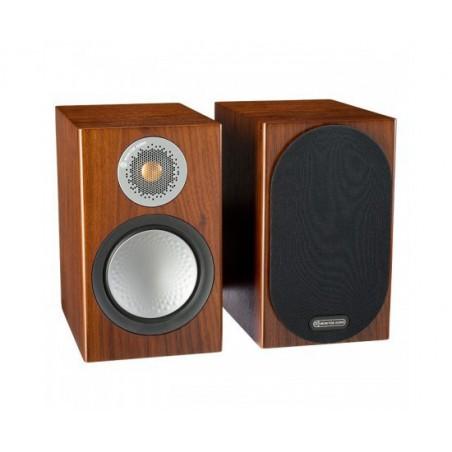 Monitor Audio Silver SS 50 Colunas NOGUEIRA(Nova Gama)