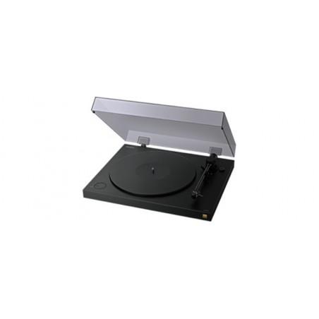 Sony-PS-HX500 (Entradas/Saídas: USB C/ Adaptador para 45 rpm
