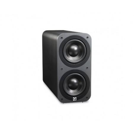 Pack Q Acoustics 3010 5.1 para Cinema em Casa Grafite