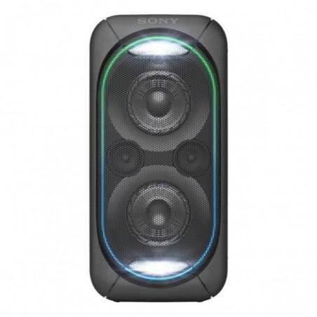 SONY - GTK-XB60B Sistema de áudio portátil de alta potência