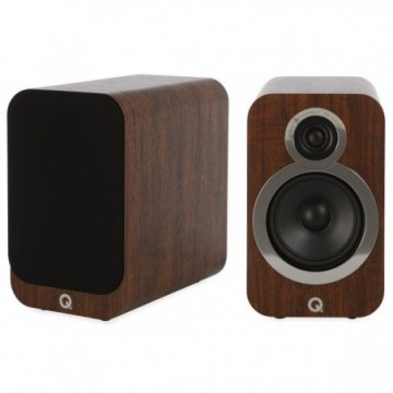 Q Acoustics 3020i Walnut