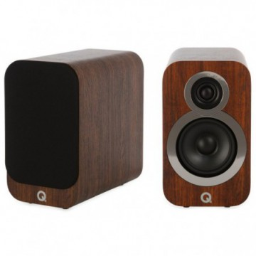 Q Acoustics 3010i Walnut