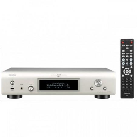 DENON-DNP-800NE Silver Streamer de Audio/ BT Airplay