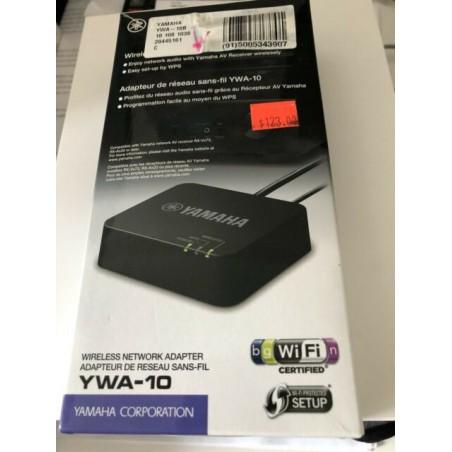 YAMAHA YWA-10 (Adaptador de Wi Fi a cabo)