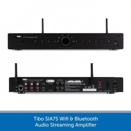 TIBO - SIA75 Amplificador Int.HIFI de Streaming