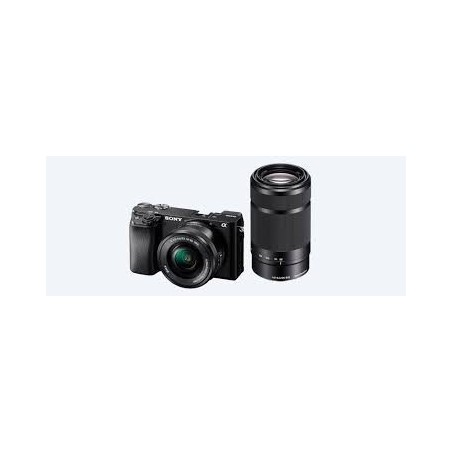SONY-ILCE-6100YB(Kit SEL1855+5521)