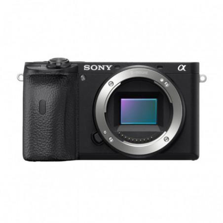 Sony Alpha ILCE6600 Body Black