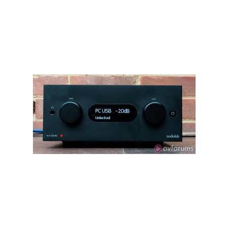 AUDIOLAB M-ONE Amplif.Integrado 40W/ESS 32 9018 DAC