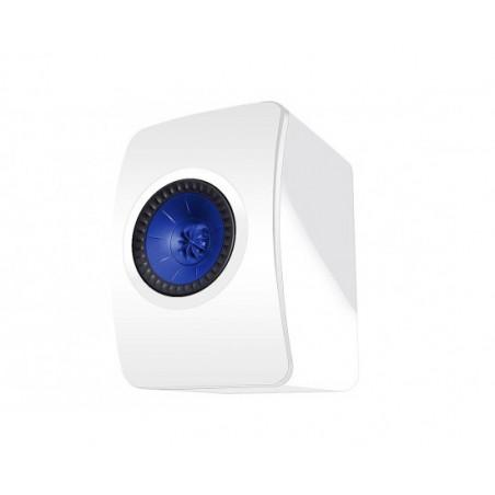 KEF-LS50 Branco Colunas Monitor Compacta