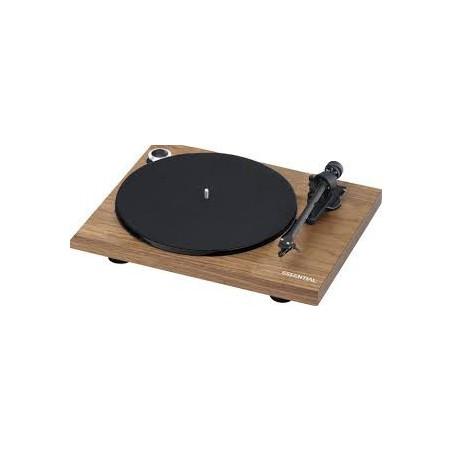 Gira-Discos Pro-Ject Essential III Phono Walnut