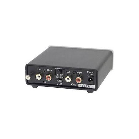 PRO-JECT - PHONO BOX USB MM/MC (Classic Line)