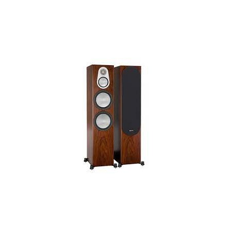 Monitor Audio Silver SS500 Colunas(Nogueira)