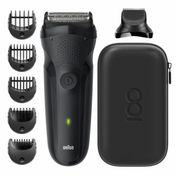 Maquina Barbear Braun Max S3