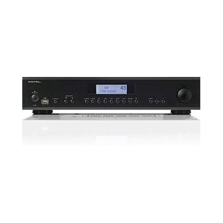 ROTEL A12 Amplificador Integrado (PRETO)