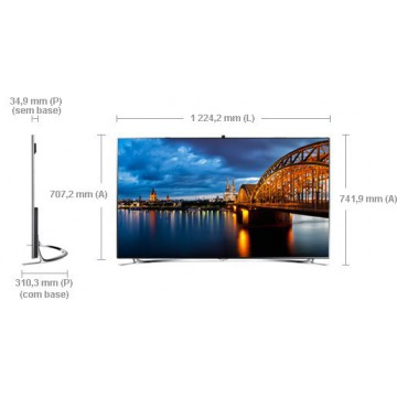 Samsung LED UE55F8000