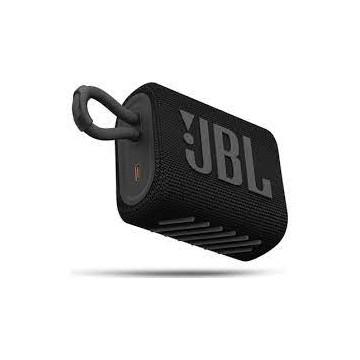 JBL GO 3 BK Coluna BT