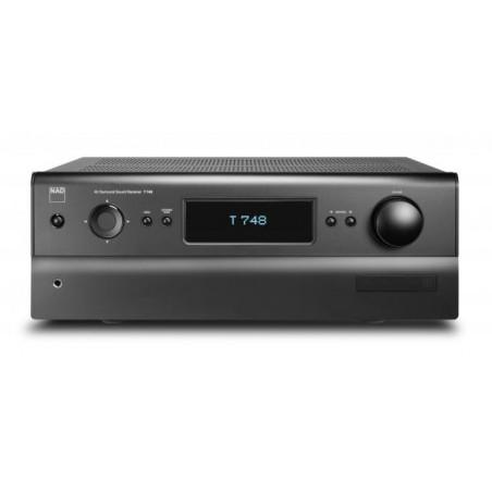 NAD T 748 v2 Receiver A/V 3D 7.1