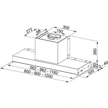 Microondas encastre Bosch BFL524MW0