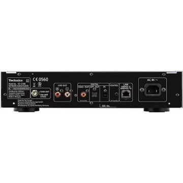 DENON-DNP-800NE BK Streamer de Audio/ BT Airplay